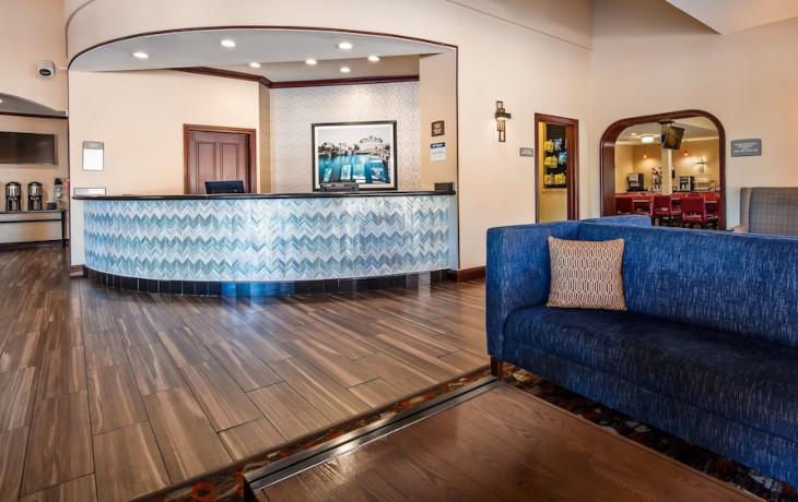 Отель Best Western Plus Heritage Inn