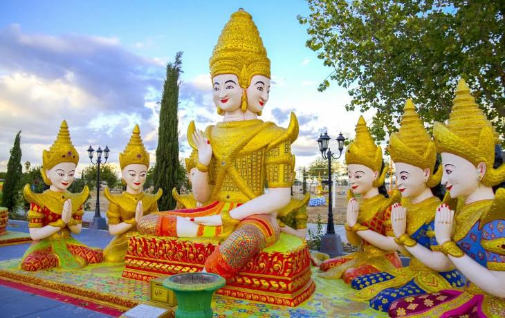 Stockton's Buddhist Temple