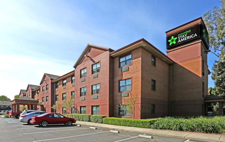 Отель Extended Stay America — Stockton — March Lane